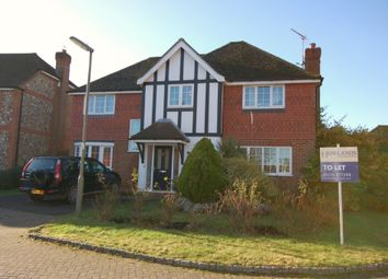 Thumbnail 4 bedroom detached house to rent in Heywood Drive, Bagshot