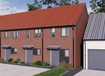 Thumbnail 2 bedroom terraced house for sale in Blackthorn Lane, Cranbrook, Exeter