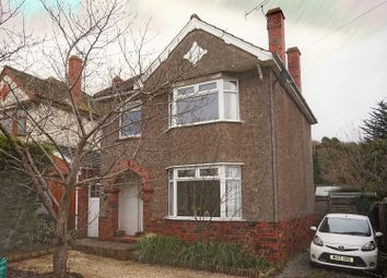 Thumbnail 3 bed detached house for sale in Upper New Road, Cheddar