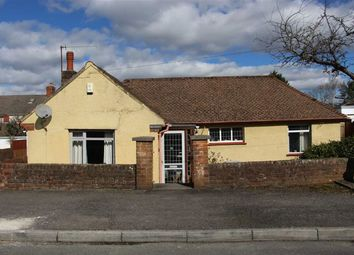 Thumbnail 2 bed detached bungalow for sale in Underwood, Caerphilly