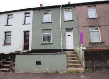 Thumbnail 3 bed terraced house for sale in Trebanog Road, Porth