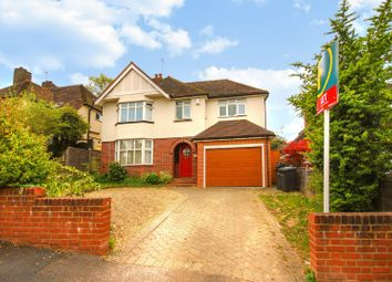 Thumbnail 5 bed detached house to rent in Iveagh Road, Guildford