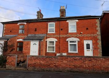 Thumbnail 2 bedroom terraced house to rent in New Cut, Hadleigh, Ipswich, Suffolk