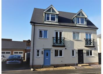 3 bed town house for sale in Wren Gardens, Portishead, Bristol BS20
