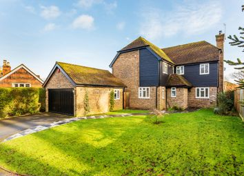 Thumbnail 5 bed detached house for sale in Marsh Green Road, Marsh Green