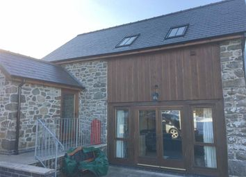 Thumbnail 2 bed barn conversion to rent in Tan-Y-Graig, Llanerfyl, Welshpool, Powys