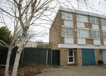 Thumbnail 4 bedroom end terrace house to rent in Holmdene Close, Beckenham, Kent