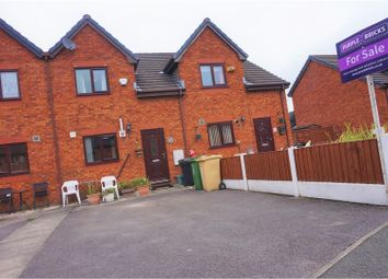 Thumbnail 2 bedroom town house for sale in Mossfield Court, Bolton