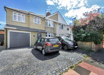 Thumbnail 4 bed semi-detached house for sale in Hurst Road, Sidcup