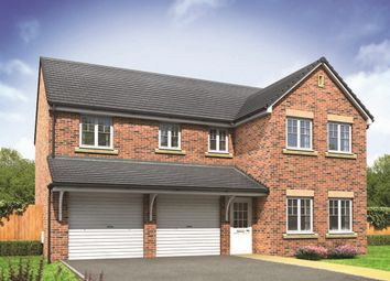 "Thumbnail 5 bedroom detached house for sale in ""The Fenchurch"" at Cawston Road, Aylsham, Norwich"