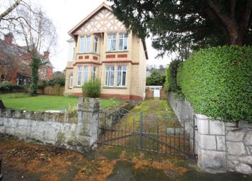 Thumbnail 4 bed detached house for sale in Hillside Road, Colwyn Bay