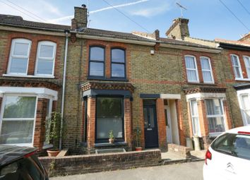 Thumbnail 2 bed terraced house for sale in Belmont Road, Faversham