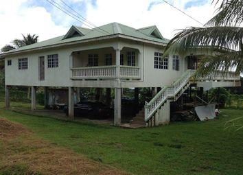 Thumbnail 3 bed terraced house for sale in House In La Guerre Babonneau, La Guerre, St Lucia