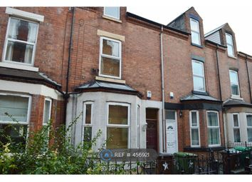 Thumbnail 3 bed terraced house to rent in Newdigate Villas, Nottingham