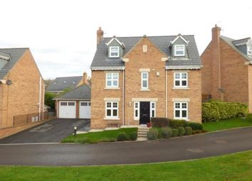 Thumbnail 5 bed detached house for sale in Gresford Close, Woolley Grange, Barnsley