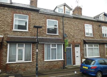 Thumbnail 3 bed terraced house for sale in Westwood Terrace, Southbank, York