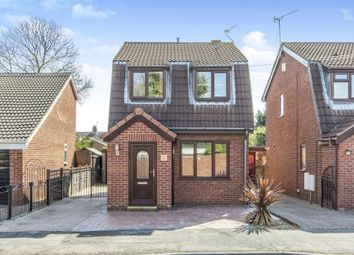 Thumbnail 3 bedroom detached house for sale in Glade View, Kirk Sandall, Doncaster