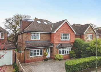 Thumbnail 5 bed detached house for sale in Charlton Avenue, Walton-On-Thames