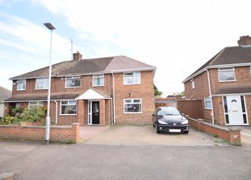 Thumbnail 5 bedroom semi-detached house for sale in Eaton Road, Kempston, Bedford