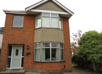 Thumbnail 3 bed detached house for sale in Deacon Crescent, Southampton