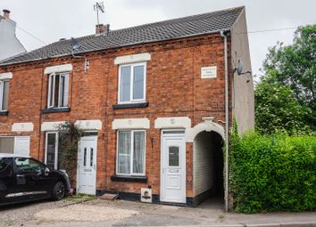 Thumbnail 2 bed end terrace house for sale in Broughton Road, Stoney Stanton