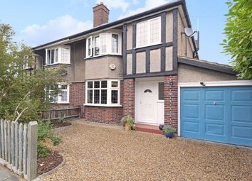 Thumbnail 3 bed semi-detached house for sale in Eversley Road, Surbiton