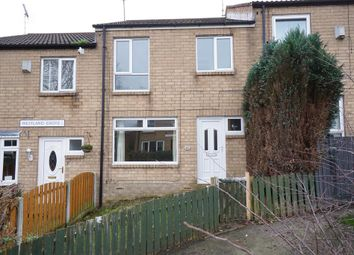 Thumbnail 3 bed terraced house for sale in Westland Grove, Westfield, Sheffield