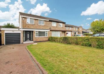 Thumbnail 3 bed semi-detached house for sale in Chesterholm, Sandsfield Park, Carlisle
