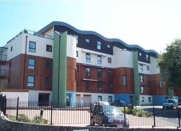Thumbnail 2 bed flat to rent in Explorer Court, Plymouth