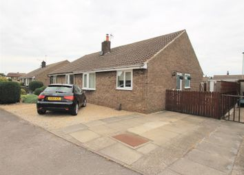 Thumbnail 3 bed semi-detached bungalow for sale in 6 Long Meadows, Rillington, Malton