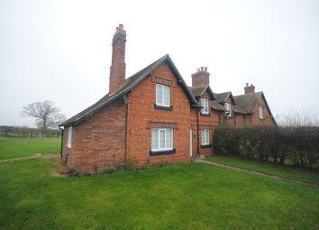 Thumbnail 2 bed semi-detached house to rent in Crudgington Green, Crudgington, Telford