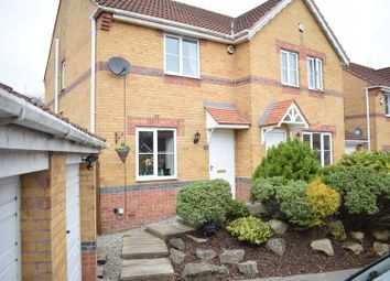 Thumbnail 2 bed semi-detached house for sale in Mercia Court, Sutton-In-Ashfield