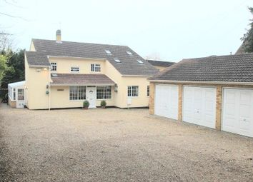 Thumbnail 4 bed detached house for sale in Low Road, Lower Hellesdon, Norwich