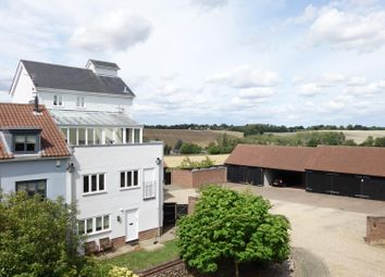 Thumbnail 2 bed semi-detached house for sale in Mill Lane, Rattlesden, Bury St. Edmunds