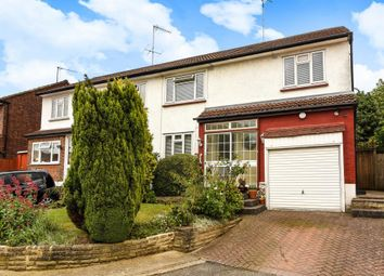 Thumbnail 3 bedroom semi-detached house for sale in Howcroft Crescent, Finchley