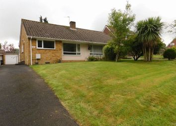 Thumbnail 2 bed semi-detached bungalow for sale in Larkhill Road, Yeovil