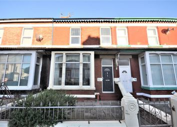 Thumbnail 4 bed terraced house for sale in Warley Road, North Shore, Blackpool, Lancashire