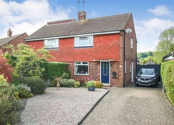 Thumbnail 2 bed semi-detached house for sale in Morris Road, South Nutfield, Surrey
