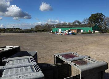 Thumbnail Light industrial to let in Unit 4, Coach Gap Lane, Langar