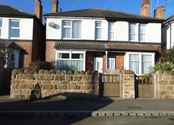 Thumbnail 3 bed semi-detached house to rent in Fletcher Road, Beeston, Nottingham