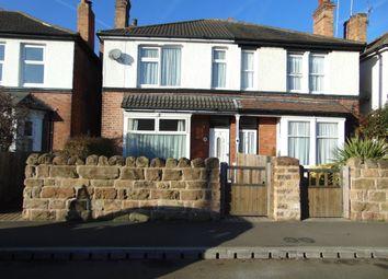 Thumbnail 3 bedroom semi-detached house to rent in Fletcher Road, Beeston, Nottingham