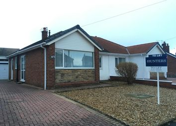 Thumbnail 2 bed semi-detached bungalow to rent in Sevenoaks Drive, Thornton Cleveleys