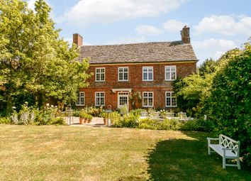 Thumbnail 6 bed farmhouse for sale in Lyford, Nr Wantage