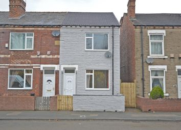Thumbnail 2 bed end terrace house for sale in Castleford Road, Normanton