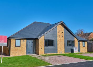 Old Poplar Close, Seaford BN25. 2 bed semi-detached bungalow for sale