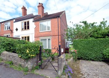 Thumbnail 3 bed end terrace house for sale in Kingscourt Lane, Rodborough, Stroud, Gloucestershire