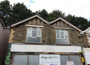 Thumbnail 2 bed flat to rent in Tynewydd Terrace, Newbridge, Newport