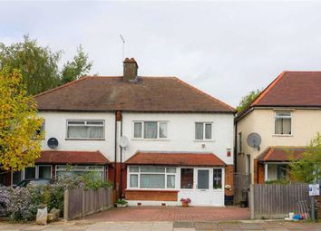 Thumbnail 4 bed semi-detached house for sale in Somerton Road, London