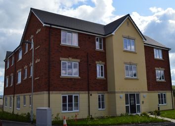 Thumbnail 2 bed flat to rent in Windsor Gardens, Bury