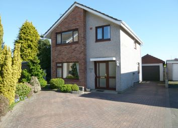 Thumbnail 3 bed detached house for sale in Gillbrae Court, Dumfries